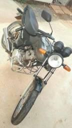 Moto Cg Fan 125 - 2008
