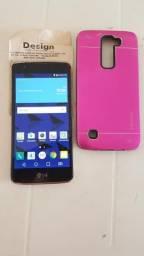 LG K8 4G DUOS 16Gb de Memória Bem conservado Nota Fiscal e Carregador