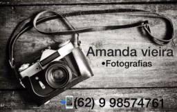 Ensaio fotográfico externo