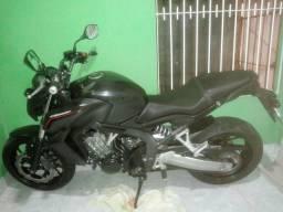 Moto CB650F ano 2015 - 2015