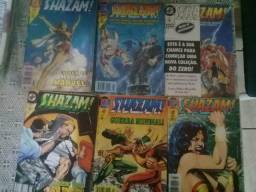 Coleção hq Shazan (abril) Completo do 0 ao 12