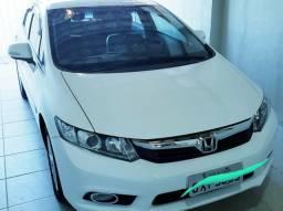 Civic LXR 2.0 - Automático - Completo - Único Dono - Baixa Km! - 2014