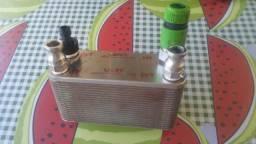 Chiller Inox 40 Placas Trocador De Calor - cerveja artesanal