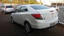 Gm - Chevrolet Prisma 1.4 Flex Automático 6 Marcha Completissimo / Estudo Troca - 2014
