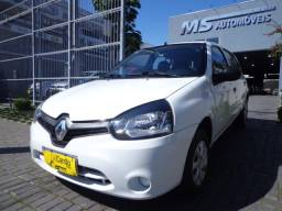 Oportuniade Repasse Renault Clio Expression 4p cpmpleto - 2015