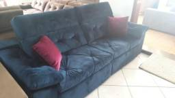 Sofá califórnia 2,50 retrátil e reclinável, Avenida General Osório 220 Cango