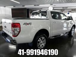 Ford Ranger Cab Dupla XLT 3.2 4x4 Diesel 2019 - 2019