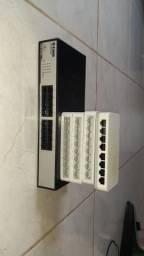 Distribuidor de rede. Switch