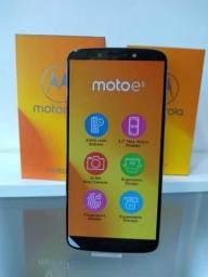 Moto e5 16gb dual chip tela 5,7 android 8.0 câmera 13 megapixels