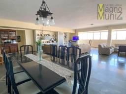 Cobertura com 4 dormitórios à venda, 473 m² por R$ 720.000,00 - Papicu - Fortaleza/CE