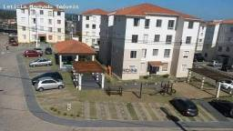Apartamento com 3 dormitórios para alugar, 53 m² por R$ 945,00/mês - Cézar de Souza - Mogi