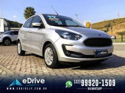 Ford KA 1.0 SE Plus TiVCT Flex 5p - Completo - Novo - Econômico - Uber - 2019