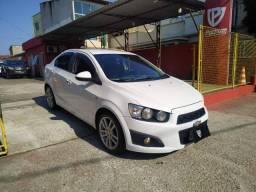 Chevrolet Sonic 2013 Ltz Automático 1.6 Flex+Gnv 5@ Geração Couro