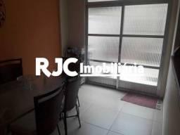 Apartamento à venda com 1 dormitórios em Tijuca, Rio de janeiro cod:MBAP10846