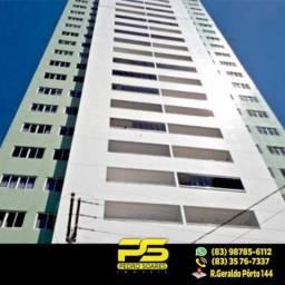 Apartamento com 3 qts, 01 ste e DCE, à venda, 93 m² por R$ 400.000 - Miramar