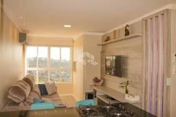 Apartamento à venda com 1 dormitórios em Maria goretti, Bento gonçalves cod:9922909