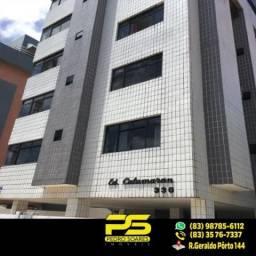 (ALUGO) Apartamento em Camboinha com 3 Quartos sendo 1 Suíte