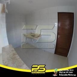 Apartamento com 2 dormitórios à venda, 52 m² por R$ 169.000,00 - Cristo Redentor - João Pe