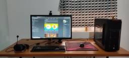 I7-8700 + z390 + monitor 144hz + 580 8GB