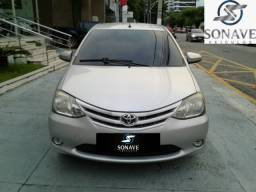 Toyota Etios 1.3 X 16V Flex 4P Manual, 2014/14
