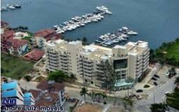 Título do anúncio: Apartamento Loft no Porto Marina Mont Blanc em Itacuruçá-RJ ( André Luiz Imóveis )