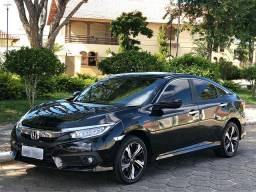Lindo Civic turbo 2018 Unico dono baixo km - 2018