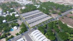 CA1854 Residencial Village Viver Bem, lançamento no Eusébio, casa com 2 quartos