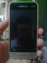 Celular Galaxy J1 mini Em bom estado. 100,00 reais.