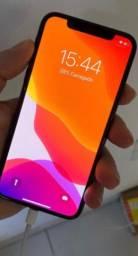 Vendo iPhone X 256 gigas estado de novo aparelho zero