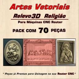 DVD Artes Vetoriais 3d Religião Santa Ceia CNC Router