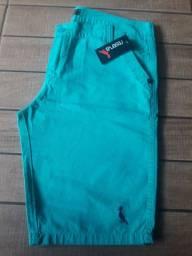 Bermuda jeans e sarja 40 ao 48