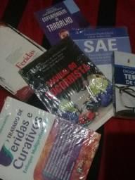 livros de enfermagem novos