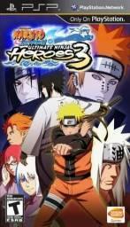 Usado, Naruto Shippuden Ultimate Ninja Heroes 3 comprar usado  Brasilia