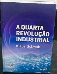 Livro: A quarta revolução Indústrial - Klaus Schwab