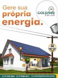 Reduza até 90% na conta de energia com Energia Solar