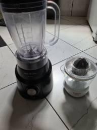 Liquidificador e espremedor