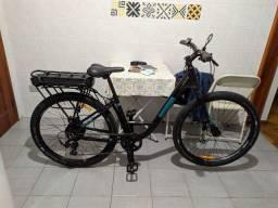 Bicicleta elétrica Caloi