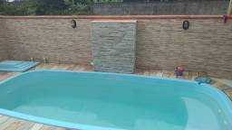 Casa com piscina em Ipanema Pontal do Paraná