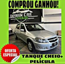 TANQUE CHEIO SO NA EMPORIUM CAR!!!! CELTA 1.0 LT ANO 2013 COM MIL DE ENTRADA