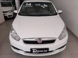 Luxo. luxo. Fiat Grand Siena Essence 1.6 - 2014 - Completo