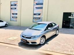 Honda Civic LXL 2013 Flex CVT Aut Impecavel