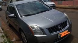 Vendo ou Troco Nissan Sentra 2.0 S Automático Completo Muito Bom Carro Top