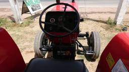 Trator massey 265 ano 1989, 4x2, freio a oleo, impecável, facilito