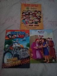 Livros pra criança