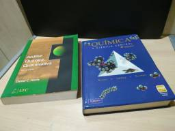 Livros Universitários de Química 60R$-120R$