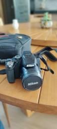 Camera Semi Profissional Nikon Coolpix P500