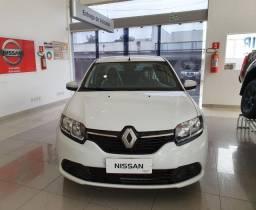 Renault/Logan Expression 1.0 completo, 2020, com 40000KM impecável