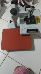 Prensa Térmica Para Sublimação 8×1