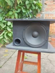 Vendo caixa de som para anúncios