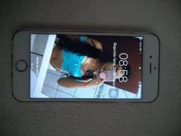 IPhone  6s rose de 128 Gigas